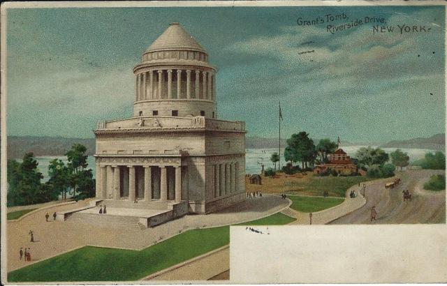 GrantsTomb1909