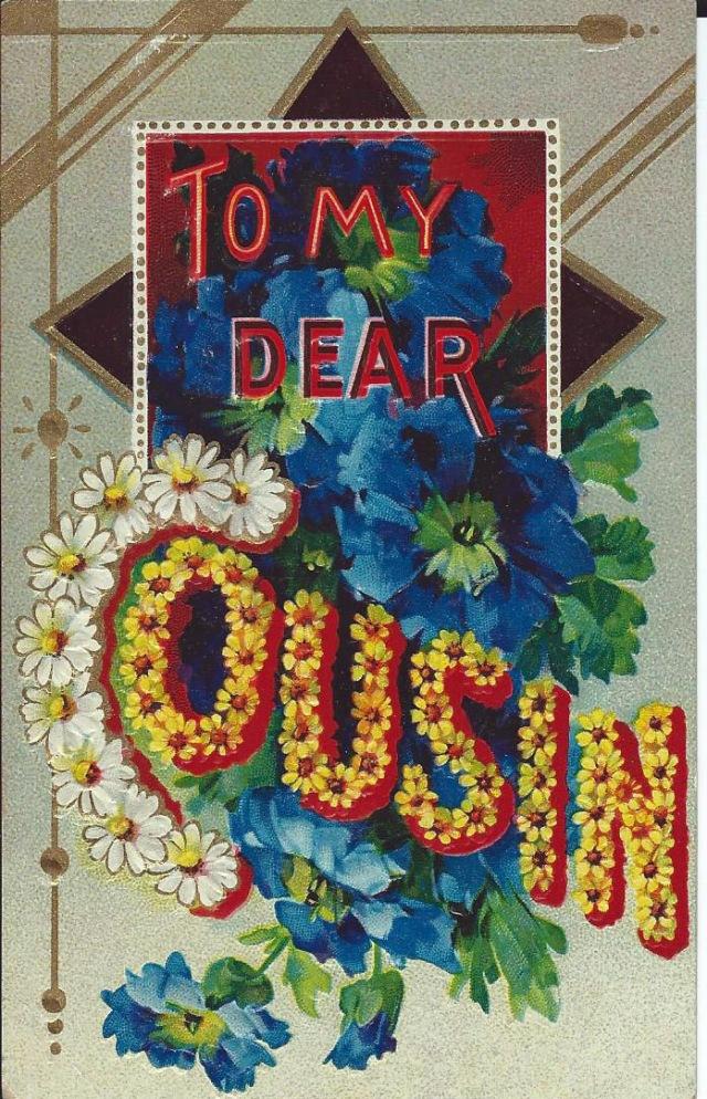 DearCousin1910