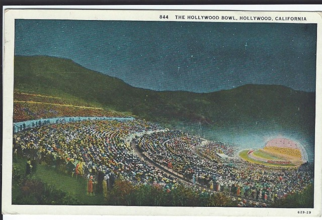 HollywoodBowl1934