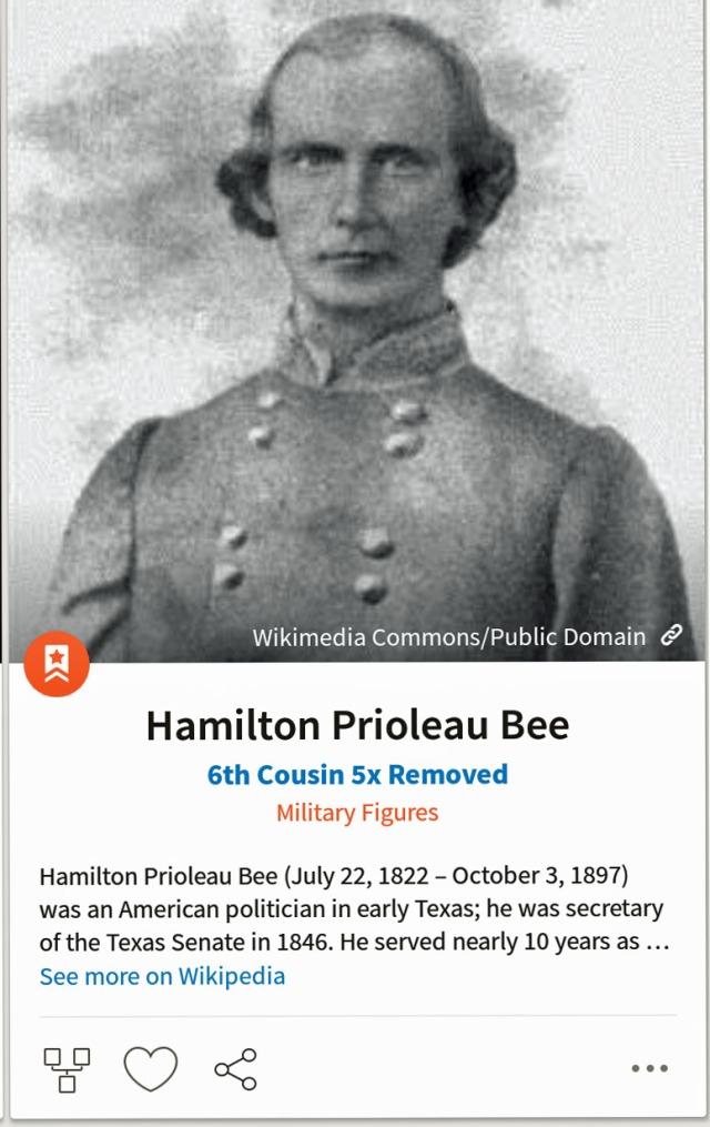 HamiltonBee