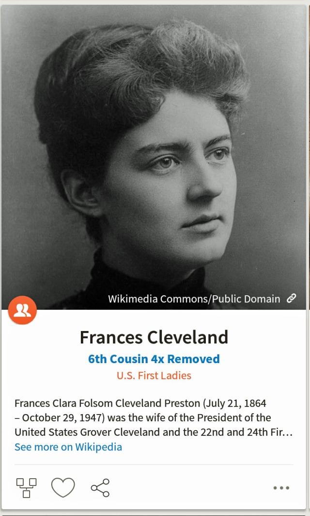 FrancesCleveland