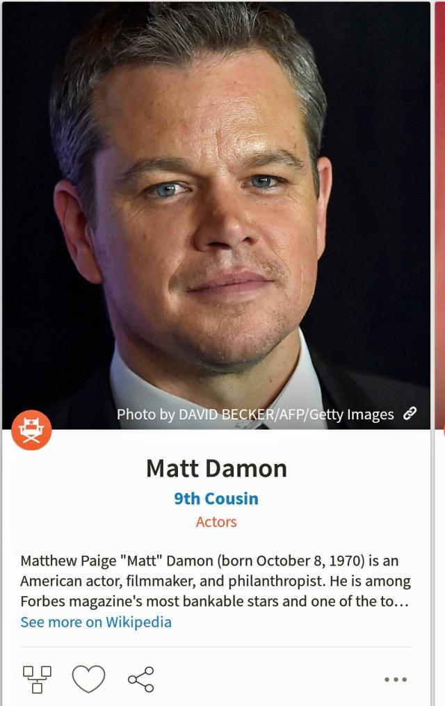 MattDamon