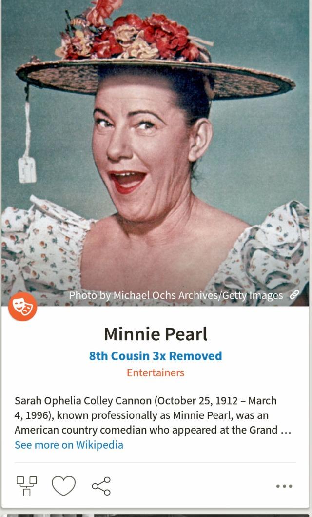 MinniePearl