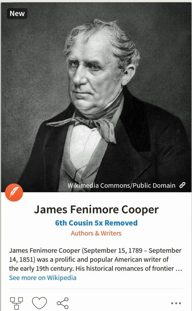 JamesFenimoreCooper