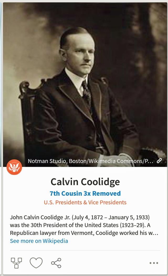 CalvinCoolidge