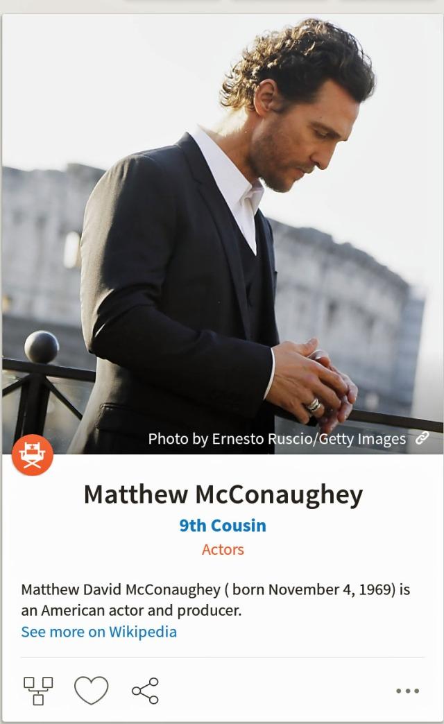 MatthewMcConaughey