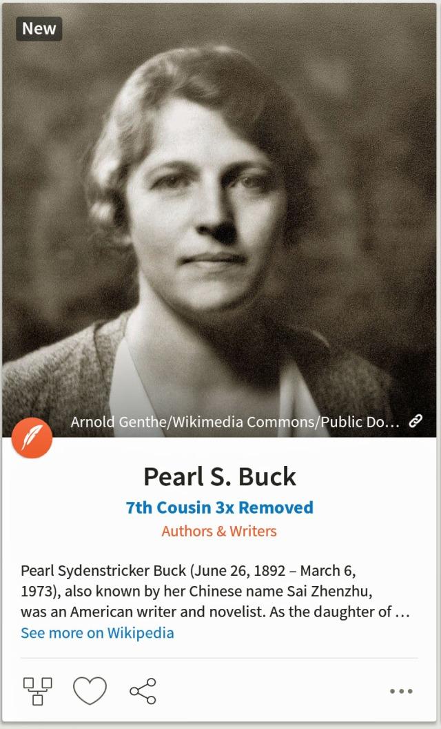 PearlBuck
