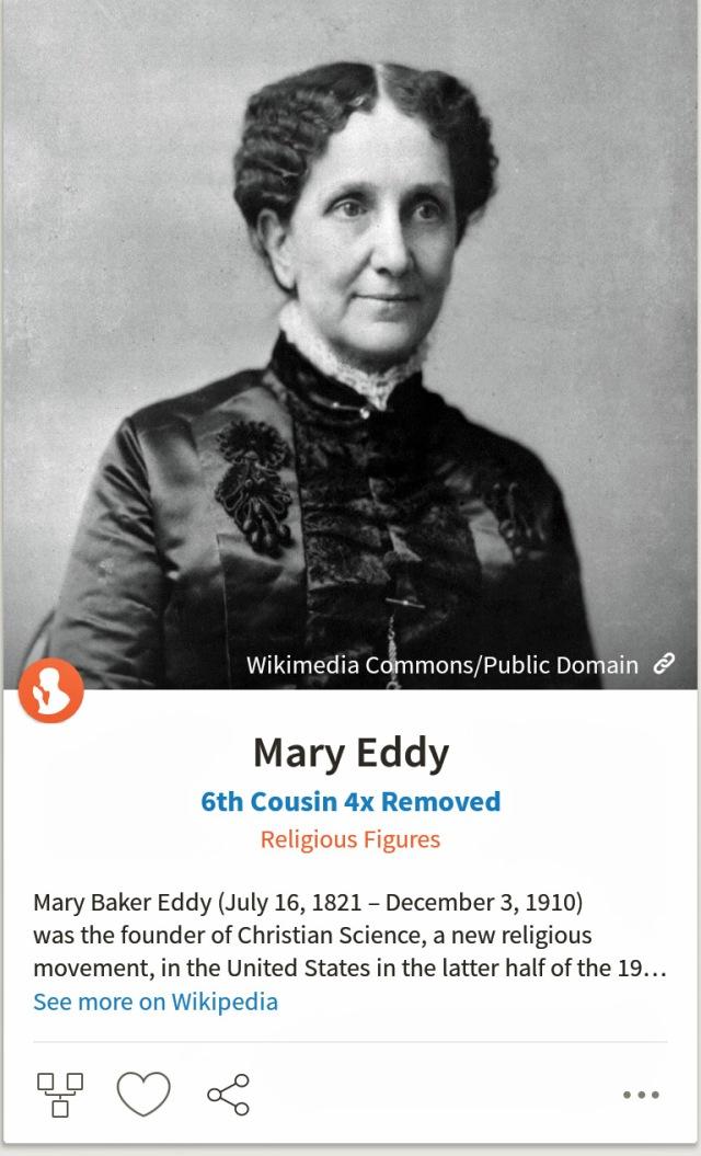 MaryBakerEddy