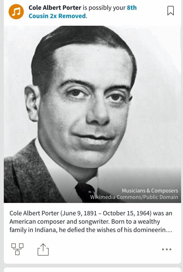 ColePorter