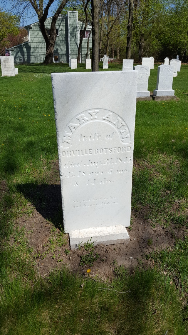 MaryAnn_Botsford_Grave